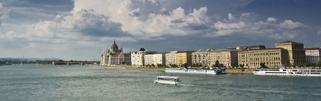 Budapest - wellness pobyty a termaly